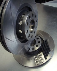 PNM Lotus Esprit Front 323mm brake disc