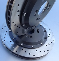 PNM Lotus Esprit AP replacement rotors